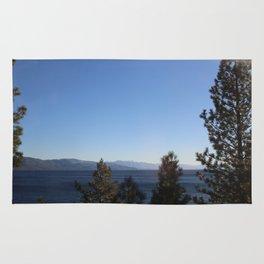 Lake Tahoe Drive Rug