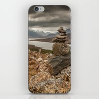 scotland iPhone & iPod Skins featuring Scotland by Miguel Cardoso
