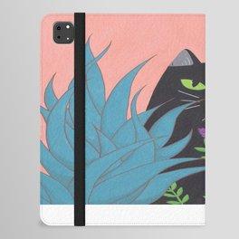 Jungle Cat iPad Folio Case