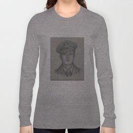 Sgt. James Barnes Long Sleeve T-shirt