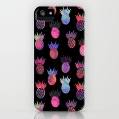 Tutti Frutti Black Slim Case iPhone (5, 5s)