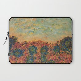 Flowers of Provence Laptop Sleeve