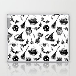 Halloween pattern design Laptop & iPad Skin