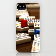 Mexican Train iPhone (5, 5s) Slim Case