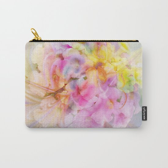 Hydrangea Fantasy Carry-All Pouch