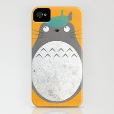Homenaje a Totoro Slim Case iPhone (4, 4s)
