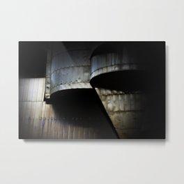 square inch Metal Print