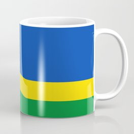 Flag of Flevoland Coffee Mug