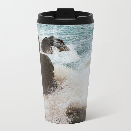 Pedregal, Mexico VIII Metal Travel Mug