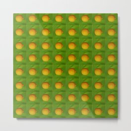 Lemon Lime All The Time Metal Print
