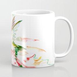Hummingbird, Hawaiian Design, Hibiscus and Hummingbird Coffee Mug