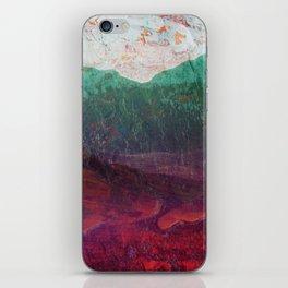 Across the Poisoned Glen iPhone Skin