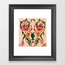 Nature's Love Framed Art Print