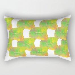 ATMAN - seamless repeat pattern Rectangular Pillow