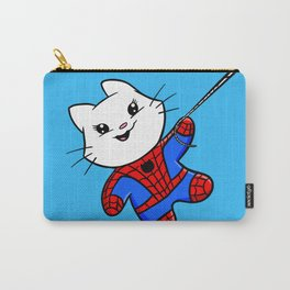 Spiderkitty! Carry-All Pouch