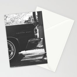 The Man & His Car Stationery Cards