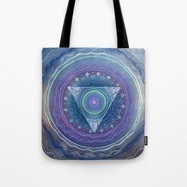 Ajna Third Eye Chakra Tote Bag