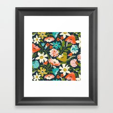 Nightshade Framed Art Print