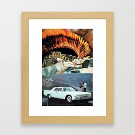 walllk... Framed Art Print