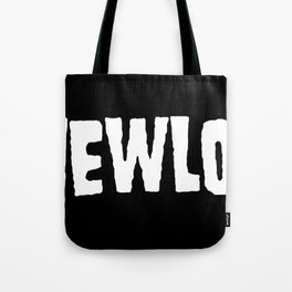 A New Low classic logo Tote Bag