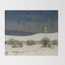 Desert Beauty Throw Blanket