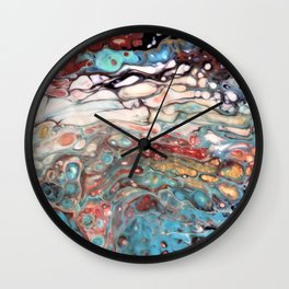 Quest of the Unicorn Prince Wall Clock