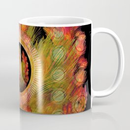 """Golden spring equinox"" Coffee Mug"