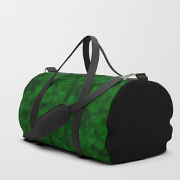 Emerald Stars Duffle Bag