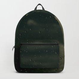 Screaming in the rain Backpack