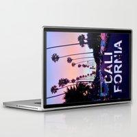 california Laptop & iPad Skins featuring CaliforniA by ''CVogiatzi.