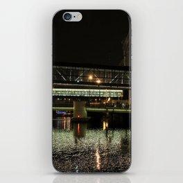 Walkways Over Water iPhone Skin