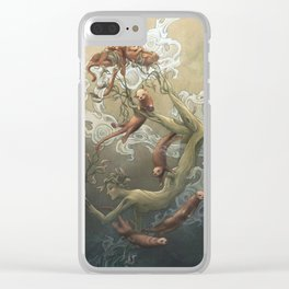 Suspension Clear iPhone Case