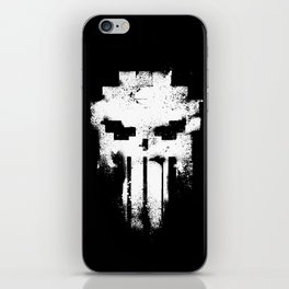 Space Punisher iPhone Skin