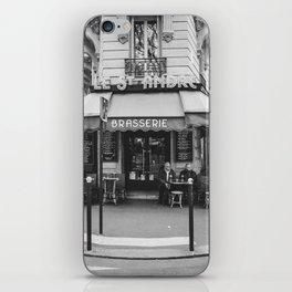 Brasserie Paris iPhone Skin
