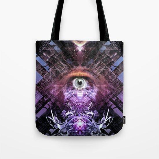 Eye of the Beholder Tote Bag