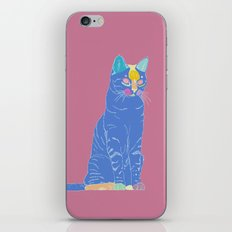 The cat #2 iPhone & iPod Skin