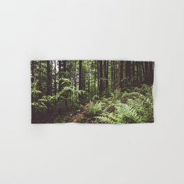 Woodland - Landscape and Nature Photography Hand & Bath Towel