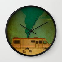 cooking Wall Clocks featuring Cooking by Danny Haas