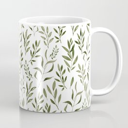 Eucalyptus - green leaves Coffee Mug