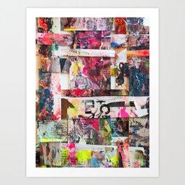 A Basket of Leftovers Art Print