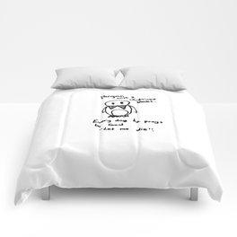 Penguin Doom Comforters