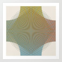 Core 002 Art Print
