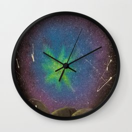 Starbeam Wall Clock