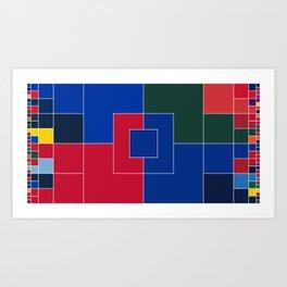 2015 Art Print