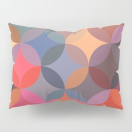 Moroccan pattern multicolor Pillow Sham