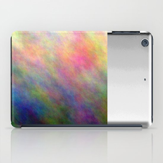What Are You Laughin' At? iPad Case