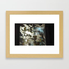 Last Day of Summer Framed Art Print