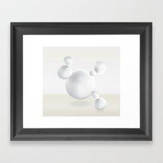 Spheres of Inception Framed Art Print