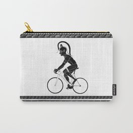 Cyclist of Spartacus Carry-All Pouch