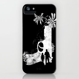 Endure and survive iPhone Case